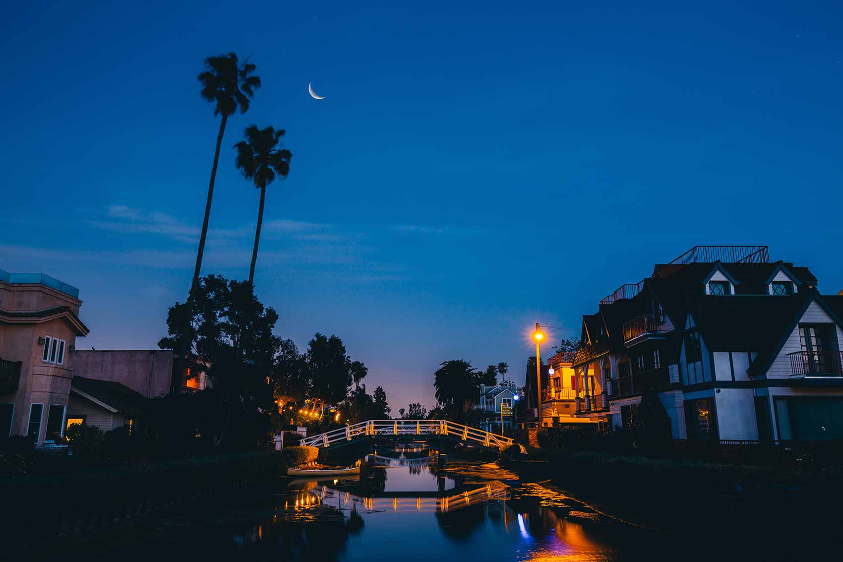 <span>Travel</span>Venice Canals